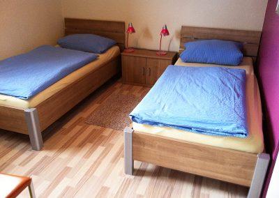 Ferienhaus mit Kinderschlafzimmer