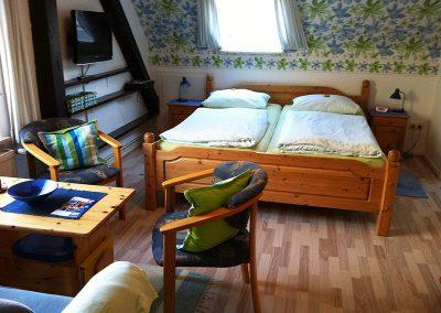 Helles und gemütliches Doppelzimmer
