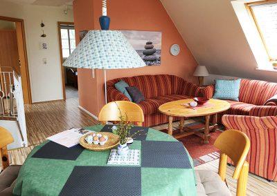 Ferienwohnung 4 -Gemütlicher Wohnraum