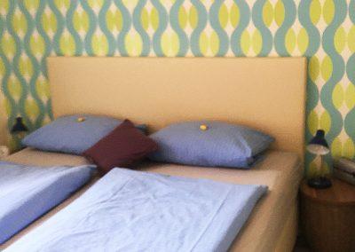 Ferienhaus mit Elternschlafzimmer - mit Boxspringbett