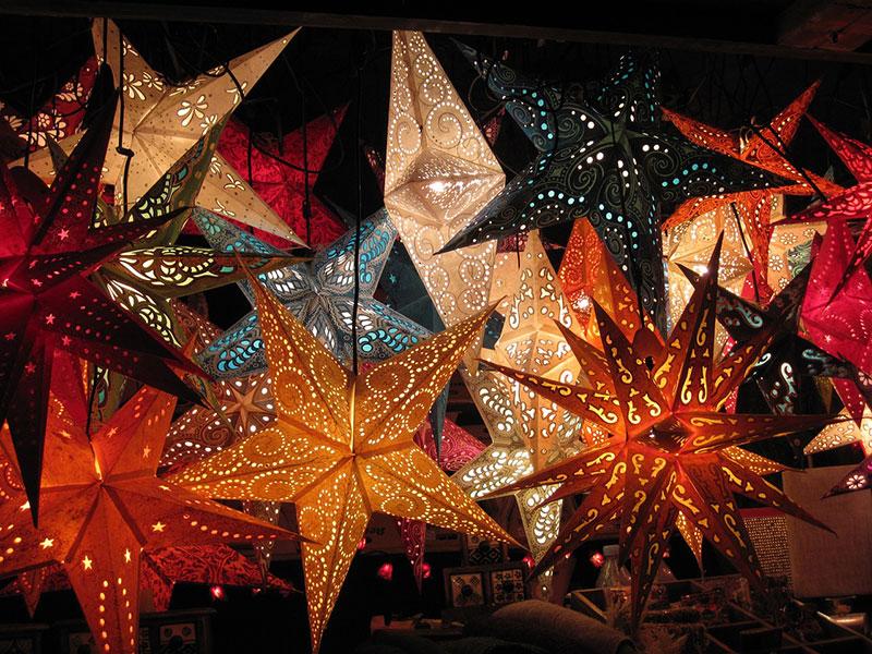 Weihnachtsmarkt in Burg