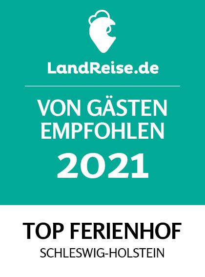 Landreise Gästeempfehlung Top Ferienhof
