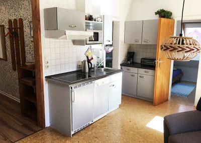 Küchenzeile Fewo
